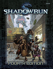 Shadowrun, Fourth Edition
